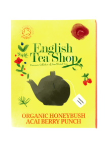 Honeybush acai berry punch