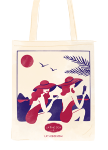 Tote Bag Hampton Road