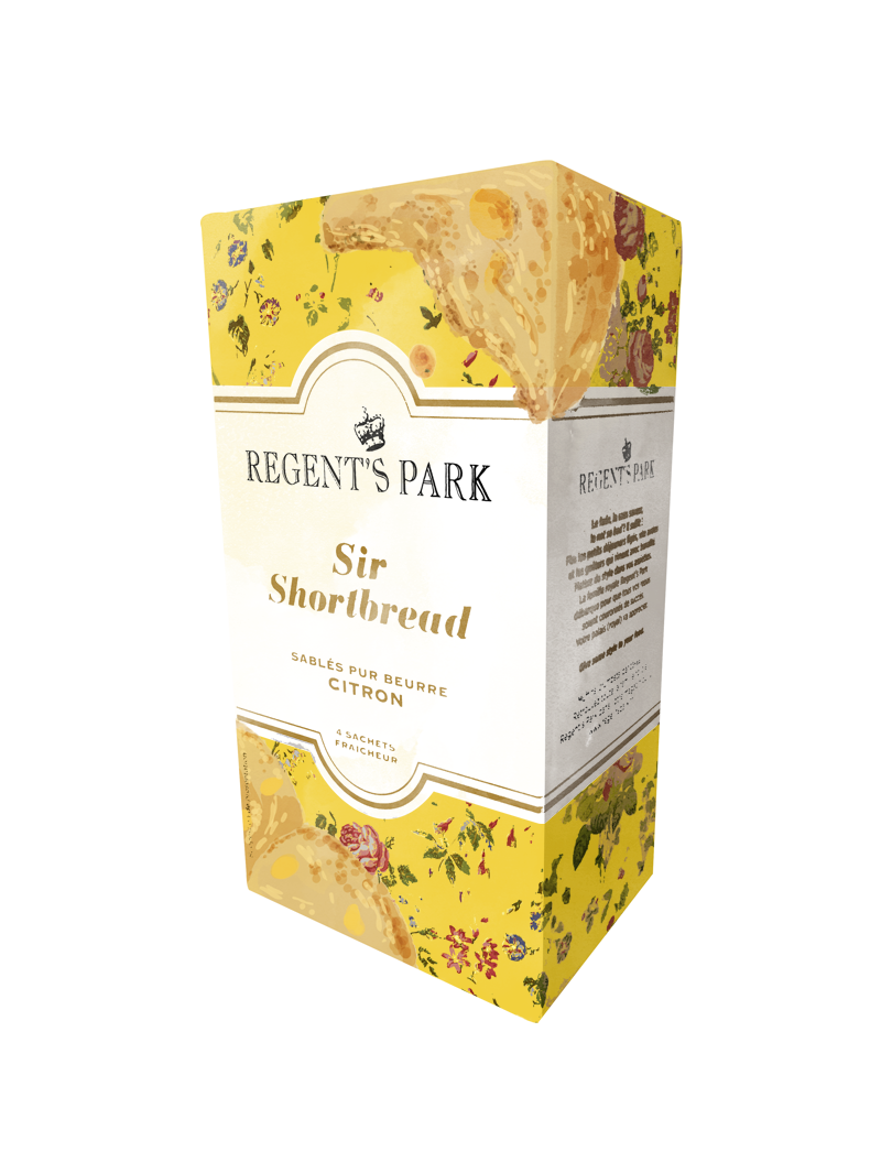 Sir shortbread citron