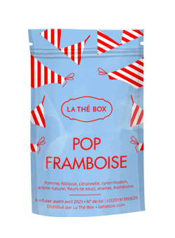 Pop framboise