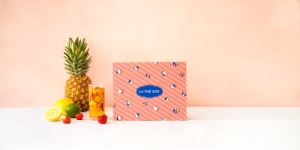 La Thé Box It's summer time ! de juillet & août 2019, fruits