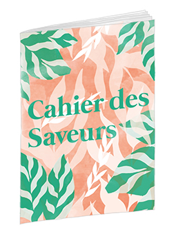 Cahier des Saveurs Infusions