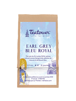 Earl Grey Bleu Royal