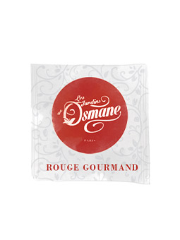 Rouge gourmand
