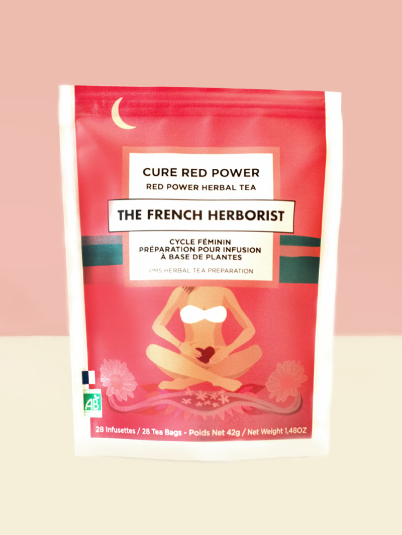Cure Red Power